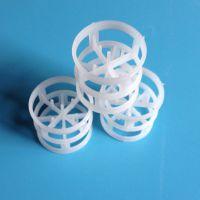 环亚Φ50*1.5厚鲍尔环填料PP鲍尔环