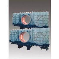 供应石阀一厂环球牌TRT出口全封闭式插板阀 (FF941X-2.5 DN800-3800)