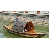 供应庆荣木业出售乌篷船、高低篷、木船、画舫船、画舫游船等