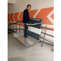 江西省上饶 宜春市求购启运斜挂式无障碍升降平台XJL-025 斜挂式电梯 残疾人升降机安装间便