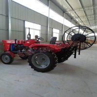 得力山拖拖拉机牵引机 绞磨机 四轮绞磨机 电力工程专用绞磨