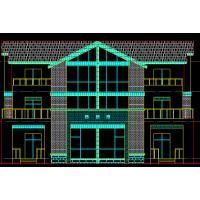 [苏州]某英伦风格三层农村小别墅设计