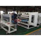 Hydraulic Plastic PVC Roofing Plate Roll Bending Machine With 30 Years Durability