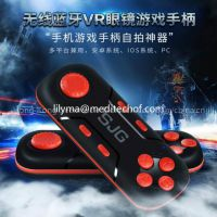 SJG wireless/ Bluetooth game controller/ game handle for VR box smart phone/ game machine/ low price/ bulk sale/ wholesale
