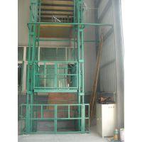 正品包安装阜新导轨链条式升降货梯 铁岭升降机