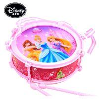 迪士尼正版授权 塑料玩具单面鼓 儿童乐器 益智玩具