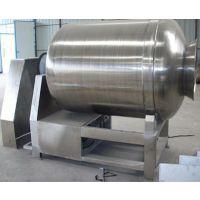 厂家直供 不锈钢自动变频真空滚揉机ZKGR-800【诸城市正康食品机械】