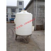30吨大型可加厚环保水处理pe塑料水箱厂家批发