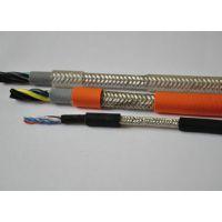 双护套拖链电缆|双护套屏蔽耐弯折拖链电缆TRVVP