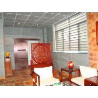 酒吧雕刻美岩板清水装饰板VIVA木丝水泥板LOGO办公展厅餐饮连锁山西美岩板