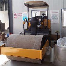 济宁百一 6吨双钢轮振动压路机 驾驶型振动压实机 ***棒的生产