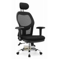 柯艺欧办公转椅 网布大班椅 铝合金五星脚 电脑网布椅 透气性好
