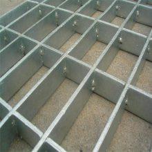 旺来压焊格栅板 齿形格栅板 钢楼梯踏步板