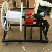 光明3T柴油机动绞磨 汽油绞磨机 电力牵引工具 批发零售