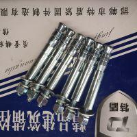生产销售特盾机械锚栓重型后扩底锚栓规格齐全