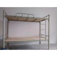 厂家批发直供 樟木头双层铁床 宿舍员工上下铁架床 学生公寓床