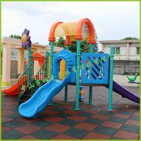 广西防城港橡胶地垫要多厚才好 儿童游乐园幼儿园小区社区塑胶地垫 柏克天天发货