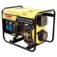 SAW5500E-5kw德飒柴油发电机