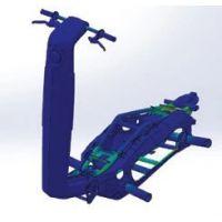 机械设计验证SOLIDWORKS Simulation,仿真驱动的3D设计与工程