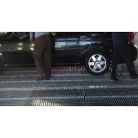 矿上平台钢格板/特殊I型插接格栅板*车库格栅地板洗车易排水污水钢格栅