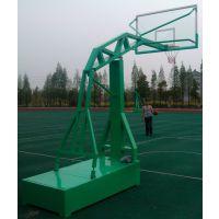 专业生产篮球架 比赛型标准篮球架 带轮可移动篮球架