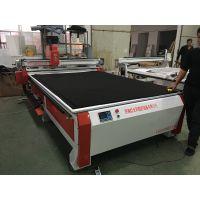 济南红太阳2125电脑纸样切割机 厂家直销 定制纸盒包装切割机