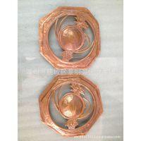 供应订做玩具喷油模 电子外壳喷漆铜模 鞋跟喷胶水铜模
