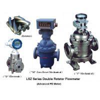 LSZ-Double Rotator Flowmeter PD Flowmeter 双转子流量计