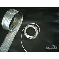 【供应】镀锡铜编织网管 祼铜编织网管 铜箔编织网管