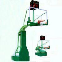 南宁篮球架|购买腾飞文教体育用品的打折电动液压篮球架怎么样