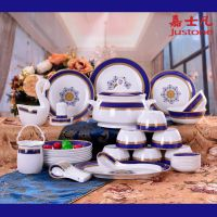 春节礼品 景德镇欧式陶瓷餐具礼品套装