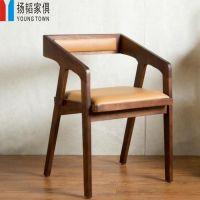 扬韬供应木质咖啡厅椅厂家直销(1011)