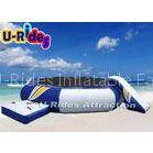 4M Diameter Inflatable Water Parks Waterproof Floating Water Trampoline Rental