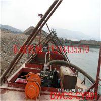 甘肃定西自卸式抽沙运输船只售127000