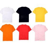 2016春夏定做时尚休闲工厂T恤广告衫 男女各种款式均可定制