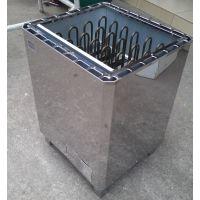 供应12KW落地式SAWO牌不锈钢干蒸炉,厦门健身会所桑拿炉,福建桑拿设备