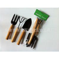 粗柄家庭园艺工具  铲/耙子/铁锹 儿童园林 花园工具BNC-5001