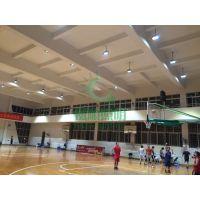 室内篮球场LED顶棚灯一般功率多大 装多高