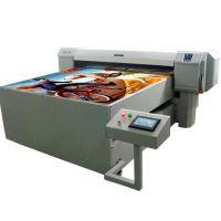 广州白云棉布棉麻导带数码直喷彩印机厂家,棉布片材平板数码直喷印刷机