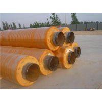 钢套钢预制保温钢管施工工艺 聚氨酯复合保温管
