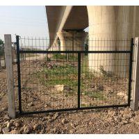 河南铁路护栏网换新维护工程项目供应商家青山直片框架钢丝网围栏