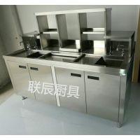 供应LC-001不锈钢厨房设备,奶茶咖啡吧台