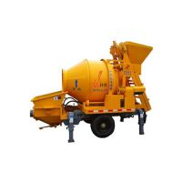 西藏搅拌拖泵|力源机械|搅拌机输送泵