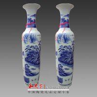 景德镇陶瓷器落地大花瓶前程似锦 等多款客厅装饰摆件1.2米~1.8米