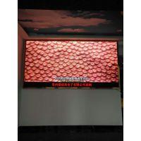 常州海鲜馆室内P4全彩显示屏