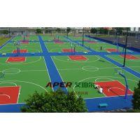 供应永州市篮球场/网球场/羽毛球场/排球场丙烯酸材料