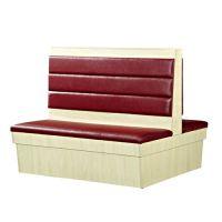 快餐厅卡座沙发,广州餐厅家具定制,连锁快餐厅卡座沙发供应商