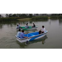 玻璃钢清洁船 河道垃圾清理船