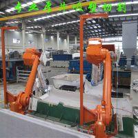 厚片切割机器人|塑料厚片切割设备