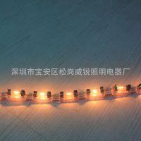 供应汕头保险丝灯带 双尖透明氙气灯带 LED暗槽灯带 LED走珠灯